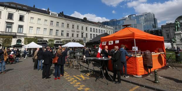 Les magasins du Haut de la Ville à Bruxelles ouverts tous les premiers dimanches du mois - La DH