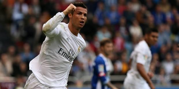 Cristiano Ronaldo dit vouloir rester au Real - La DH