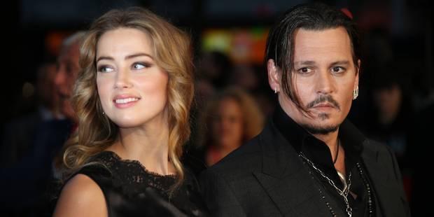 Johnny Depp et Amber Heard : divorce houleux en perspective - La DH