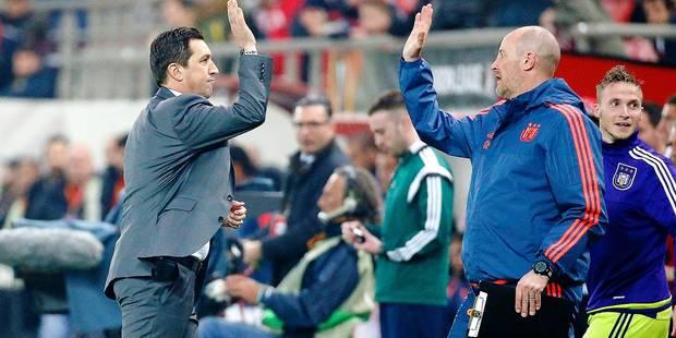 Anderlecht vire sept membres du staff - La DH