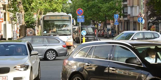 Des trams et des bus encore plus lents à Bruxelles ! - La DH