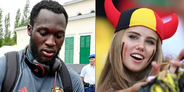 Romelu Lukaku piégé par Axelle Despiegelaere et humilié par une fille à Fifa (VIDEO) - La DH