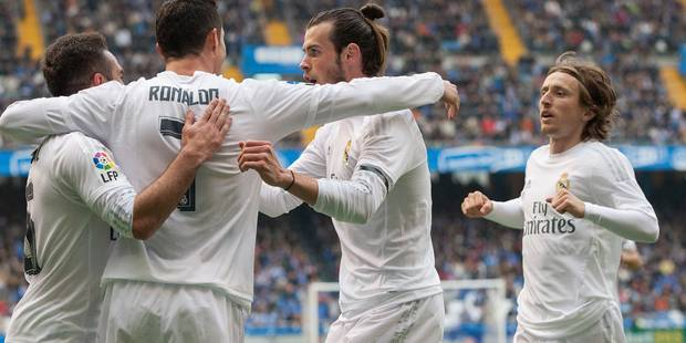 Voici la prime pour les joueurs du Real en cas de victoire en Champions League - La DH