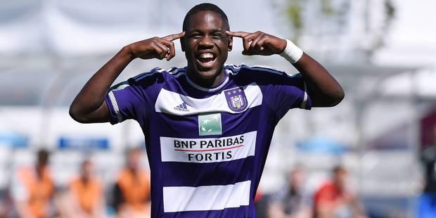 Anderlecht prolonge le contrat du jeune Orel Mangala - La DH