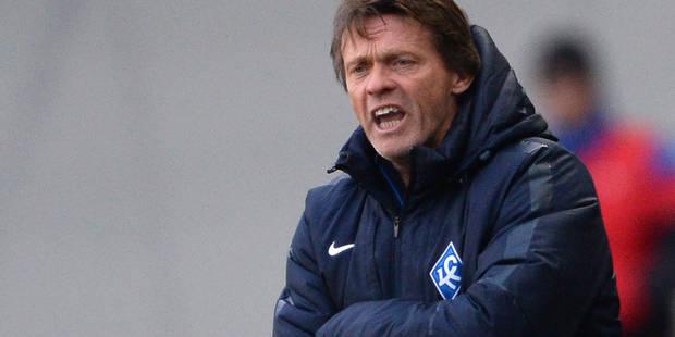 Frank Vercauteren ne viendra pas à Anderlecht: il a prolongé à Samara - La DH