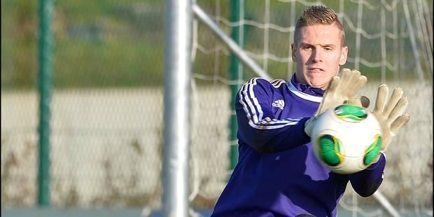 Thomas Kaminski de retour à Anderlecht - La DH
