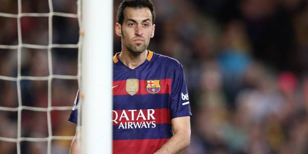 Sergio Busquets prolonge au FC Barcelone jusqu'en 2021 - La DH