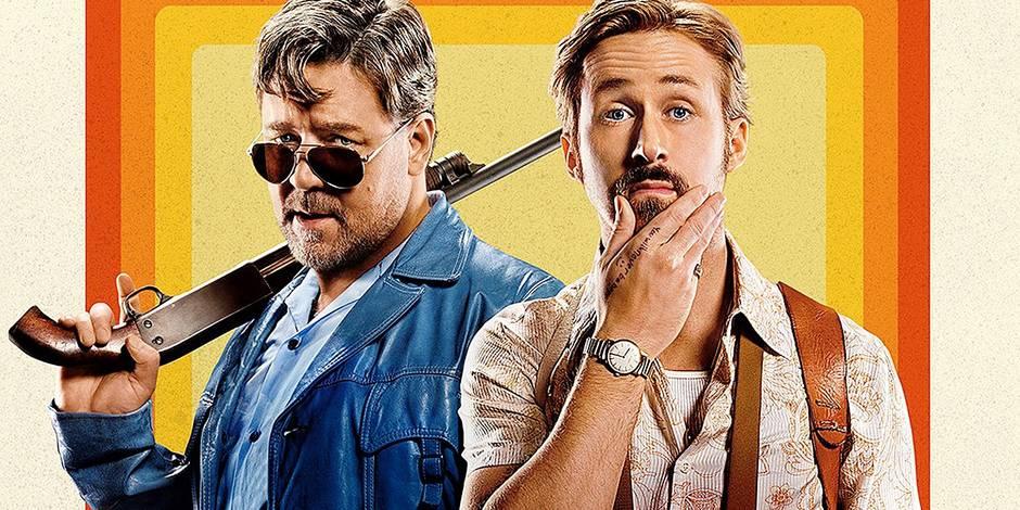"""Rencontre avec Ryan Gosling: """"Russell Crowe m'a un peu sonné!"""" - La DH"""