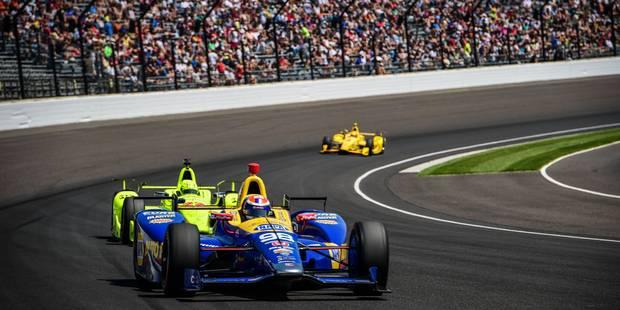 500 Miles d'Indianapolis: la surprise et le pari gagnant d'Alexander Rossi - La DH
