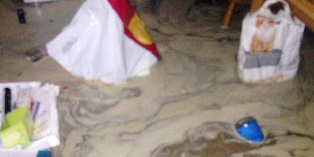 Saintes: la maison de Julie ravagée par la boue - La DH