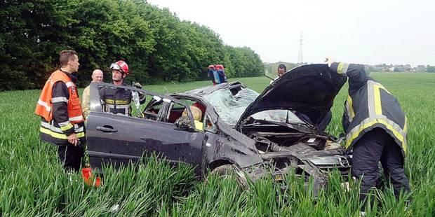 Week-end mortel sur nos routes: trois personnes ont perdu la vie - La DH