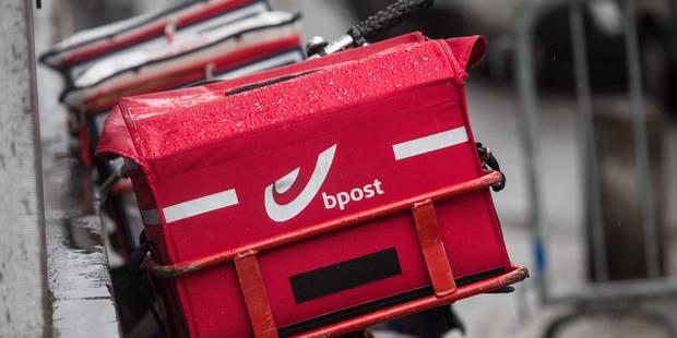 Bpost: grève au bureau de distribution à Nivelles - La DH