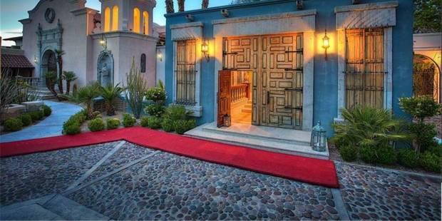 """La villa """"Thriller"""" de Michael Jackson est à vendre - La DH"""