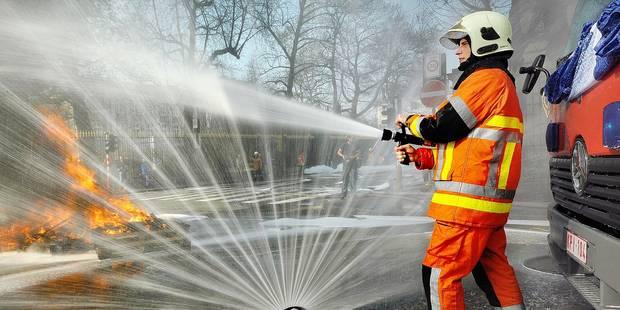La Région de Bruxelles-Capitale engage 195 pompiers - La DH