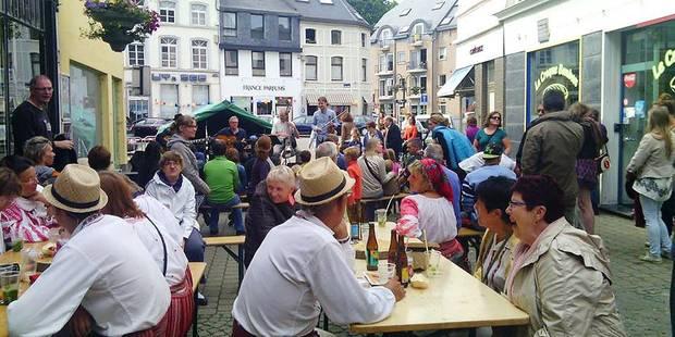On fête la musique six foix à Gembloux - La DH