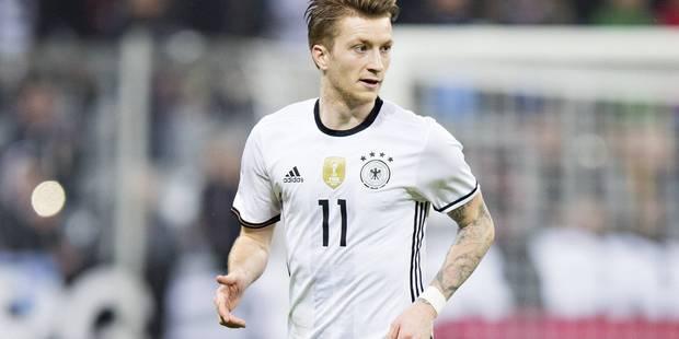 Euro 2016: Schweinsteiger retenu avec la Mannschaft, Reus écarté des 23 - La DH