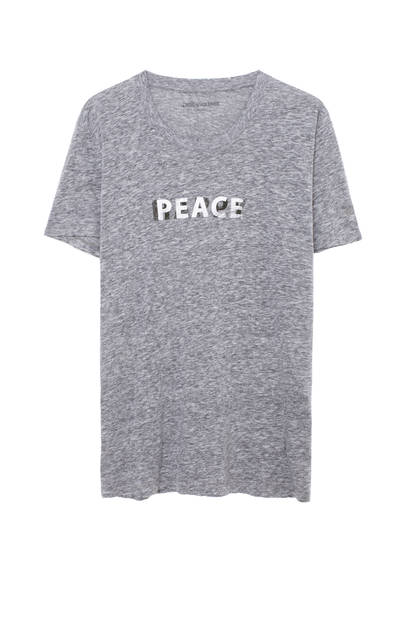 Peace t-shirt by Zadig & Voltaire 98€