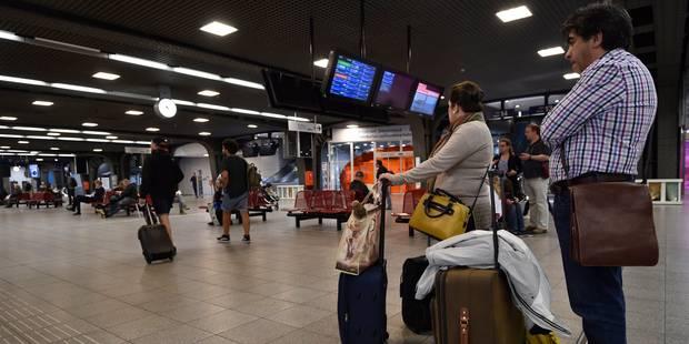 Grève des services publics: plutôt calme sur les routes mardi soir, pratiquement aucun train en Wallonie - La DH