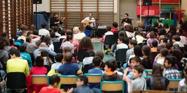 Molenbeek adapte ses méthodes pédagogiques - La DH