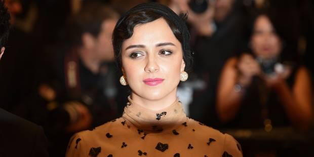Le tatouage féministe d'une actrice crée la controverse en Iran - La DH