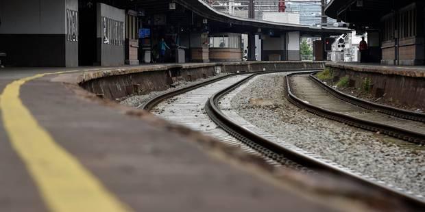 La circulation des trains reste compliquée en Wallonie ce jeudi après-midi, calme sur les routes - La DH