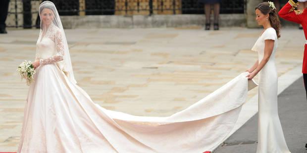 S'offrir la fameuse robe de Pippa Middleton ? C'est possible (ou presque) - La DH