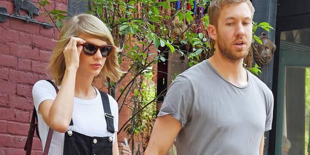 Taylor Swift et Calvin Harris, la fin de la belle idylle ! - La DH