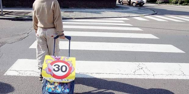 Zones 30 à Charleroi: jusqu'à sept fois plus d'infractions - La DH