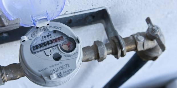 Le Wallon paie son eau plus cher que les autres - La DH