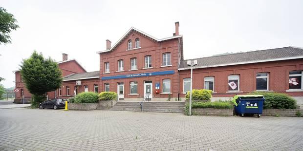Flémalle: l'office du tourisme à la gare - La DH