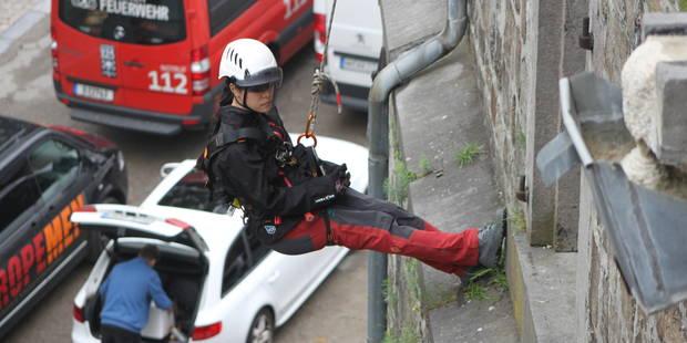 Grimpday, missions périlleuses de sauvetages - La DH