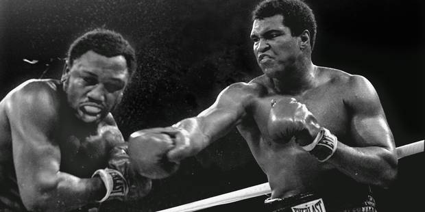Les cinq combats majeurs de Mohamed Ali - La DH