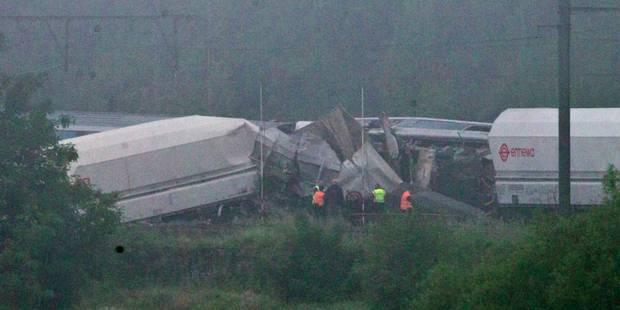 3 morts et 9 blessés dans une collision ferroviaire à Saint-Georges-Sur-Meuse - La DH