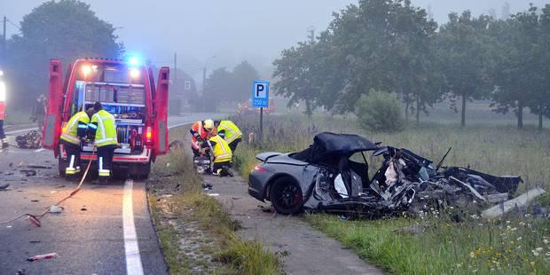 Dirk De Vriese, ancien joueur du RWDM et d'Anderlecht, survit à son crash mais sa compagne meurt - La DH