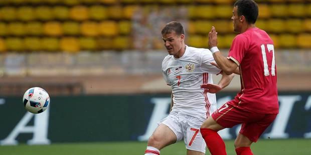 Euro 2016: Denisov forfait est remplacé par Yusupov - La DH