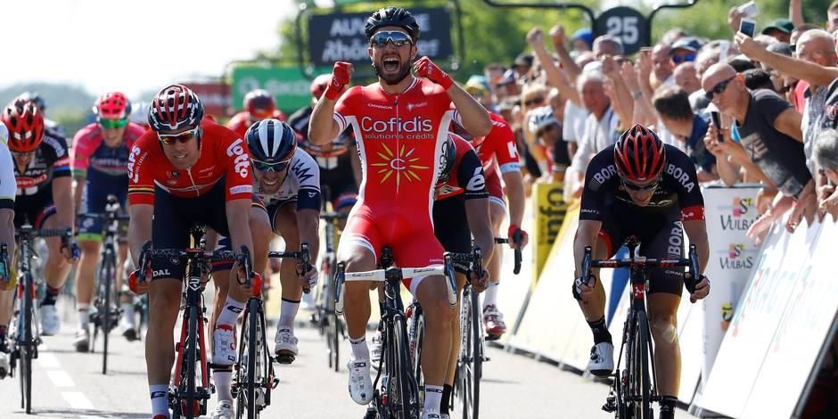 Critérium du Dauphiné : Nacer Bouhanni s'impose en force au sprint