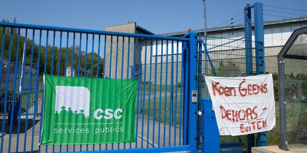Grève dans les prisons: des astreintes obtenues pour 23 détenus de la prison de Jamioulx - La DH