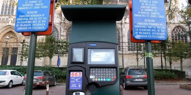 Centre de Bruxelles: l'ensemble du Pentagone devient payant - La DH