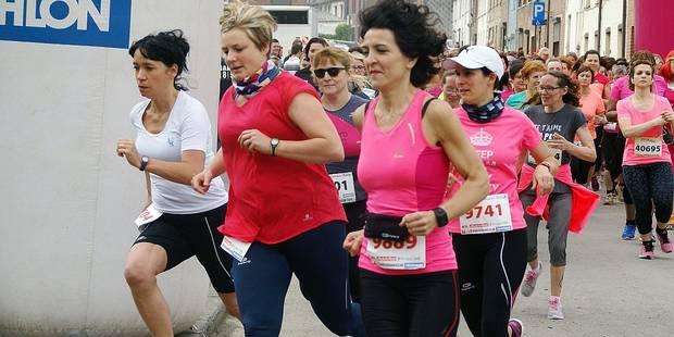 Woman Race carolo: pour le plaisir mais pas seulement - La DH