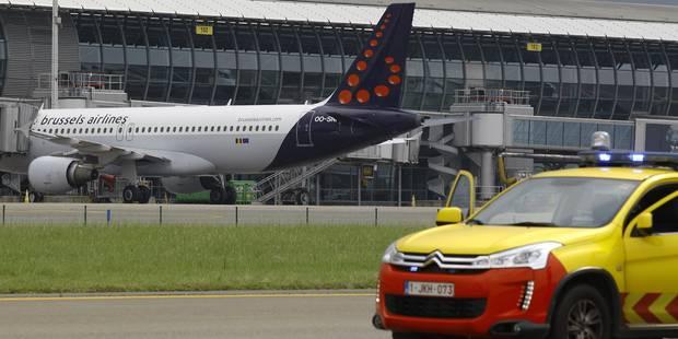 Un corps sans vie découvert dans un avion de Brussels Airlines - La DH