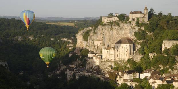 Petit tour dans cinq des plus beaux villages de France - La DH