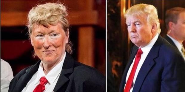 Meryl Streep se paye la tête de Donald Trump - La DH