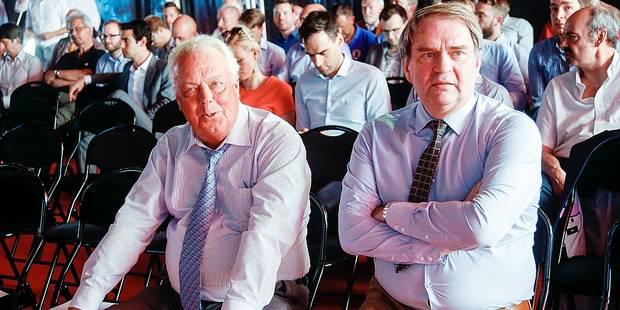 """Vanden Stock: """"Anthony Vanden Borre a un grain"""" - La DH"""
