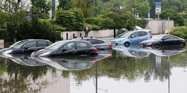"""Inondations: """"Nous avons échappé au pire !"""" - La DH"""