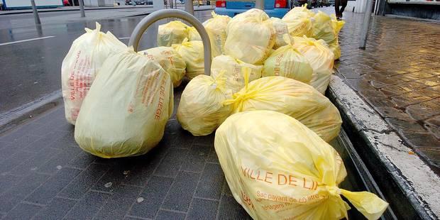 Liège: grève des poubelles jusqu'au 15 juin ! - La DH