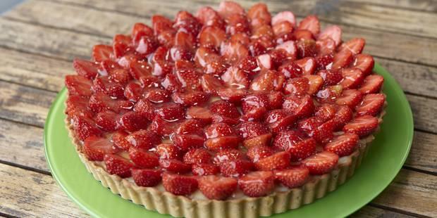 Où trouver une bonne tarte aux fraises ? 5 pistes ! - La DH