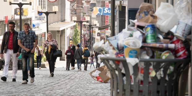 La grève des éboueurs terminée à Mons et Liège - La DH