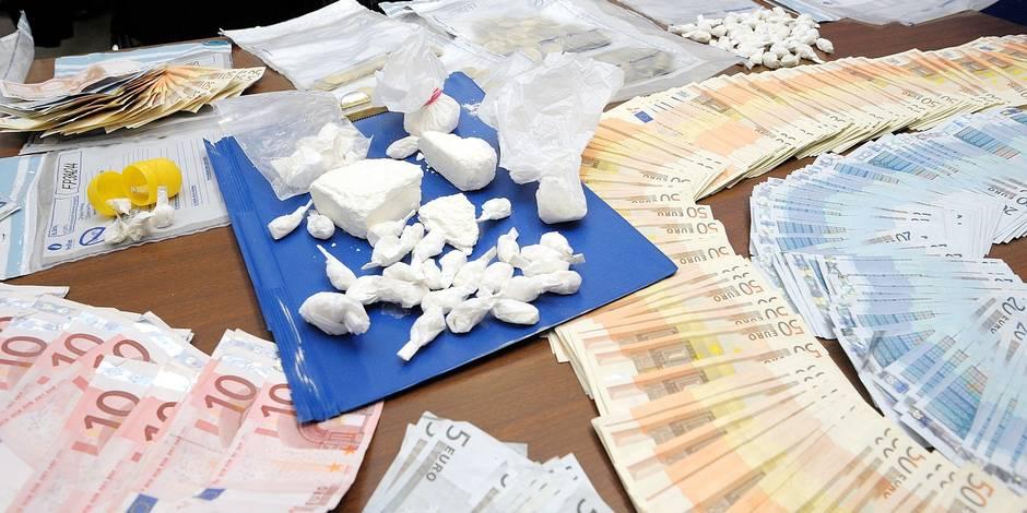 50 tonnes de drogues saisies en 2015 - La DH