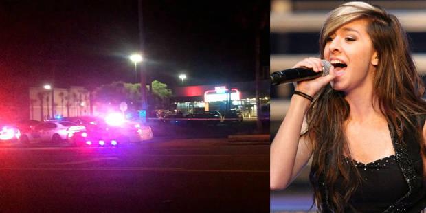 La chanteuse américaine Christina Grimmie abattue lors d'un concert à Orlando (VIDÉO) - La DH