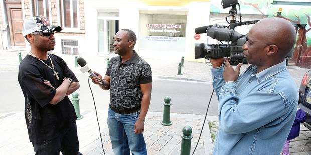Bruxelles: Télé Matonge.